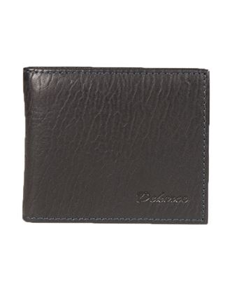 Picture of Yamin Exclusive Dekerce Leather Wallet For Men - Black