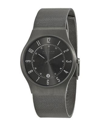 Picture of Skagen 233XLTTM Titanium Analog Watch - Grey