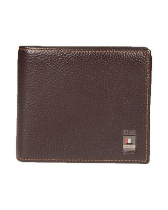 Picture of Yamin Exclusive Dekerce Leather Wallet For Men - Brown