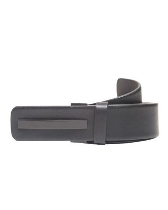 Picture of Yamin Exclusive Leather Formal Belt for Men - Black