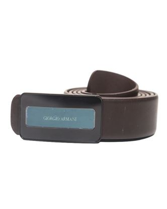 Picture of Yamin Exclusive KEY FEATURES Product Type: Belt Color: Chocolate Style: Formal Main Material: Leather Gender: Men