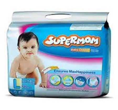 Picture for category SUPERMOM Brands