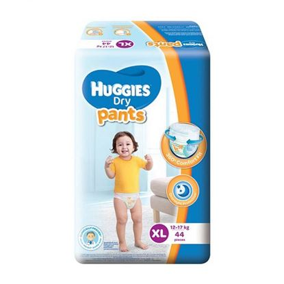 Picture of Huggies Dry Pants-XL (12-17kg) 44 Pieces
