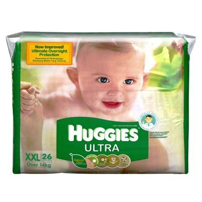 Picture of Huggies Ultra Diaper 26Pcs