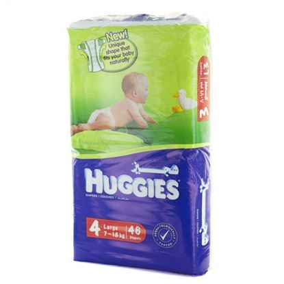 Picture of Huggies Large 4