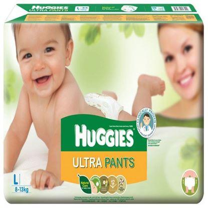 Picture of Huggies Ultra Pants (34 PCS)