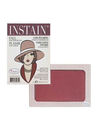 Picture of The Balm Instain Long-Wearing Powder Staining Blush - Pinstripe