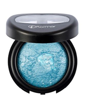 Picture of Flormar Diamonds Terracotta Eye Shadow - Blue Crystal Ice