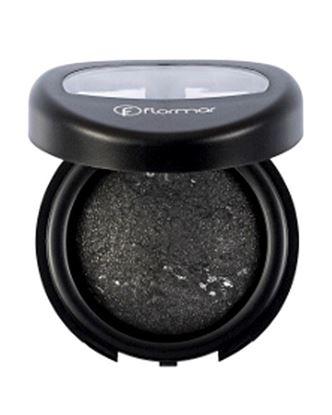 Picture of Flormar Diamonds Terracotta Eye Shadow - Black Glitters