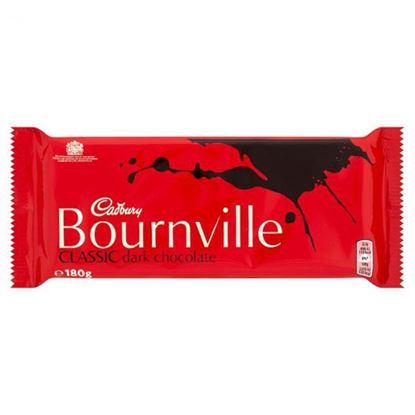 Picture of Cadbury Bournville Dark Chocolate - 180gm