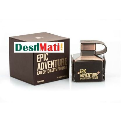 Picture of Epic Adventure Perfume for Men - 100 ml