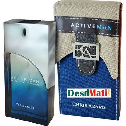 Picture of Chris Adams Active Men's Perfume 100ml.