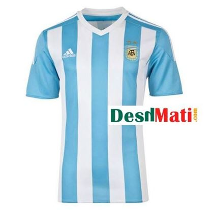 Picture of Argentina Home Jersey 2015/16