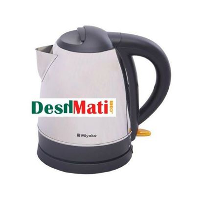 Picture of  Miyako Miyako MJK 1231 Electric Kettle - Silver & Black