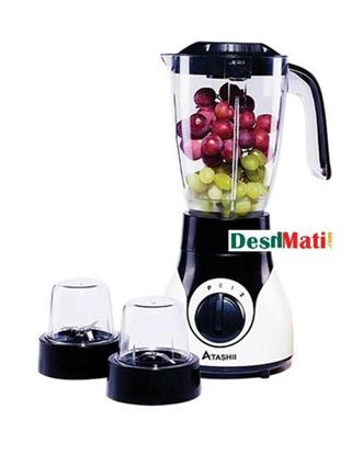 Picture of ATASHII NBL15300-A - 3 in 1 Blender 1.5L - Black and White