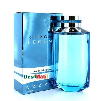 Picture of Azzaro Chrome Legend Perfume For Men 125ml