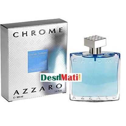 Picture of AZZARO Chrome For Men - 100 ml EDT