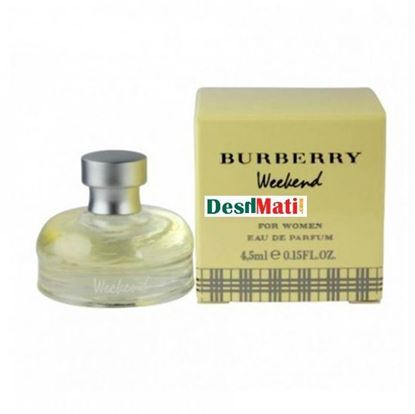 Picture of Burberry Weekend for Women Perfume - 4.5 ml EDP