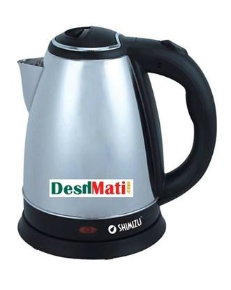 Picture of Shimizu SM-1830 Electric Kettle 1.8L - Silver and Black