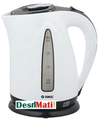 Picture of  Shimizu Shimizu SM-1738 Electric kettle - White