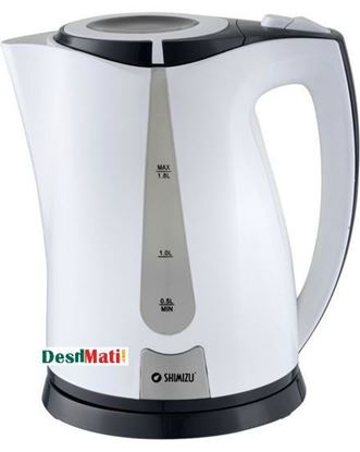 Picture of Shimizu SM-1753 Electric kettle - White
