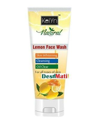 Picture of Kelyn Lemon Face Wash - 50gm