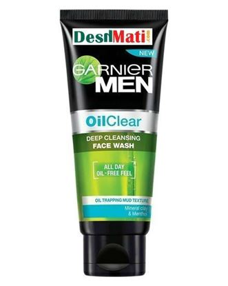 Picture of  Garnier Garnier Oil Clear Deep Cleansing Oil Free Facewash - 100gm
