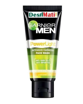 Picture of Garnier Power white Intensive Fairness Facewash - 100gm