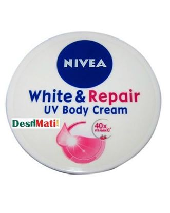 Picture of Nivea White & Repair UV Body Cream 40X - 150ml