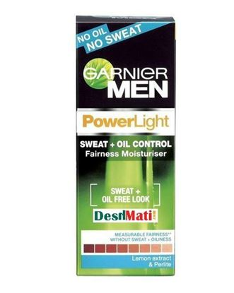 Picture of Garnier Power Light Sweat and Oil Control Fairness Moisturiser - 50gm