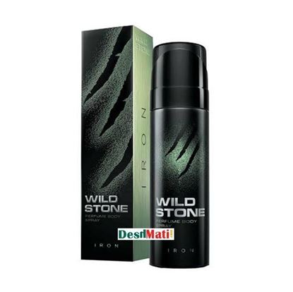 Picture of WILD STONE Iron Perfume Body Spray (120ml)