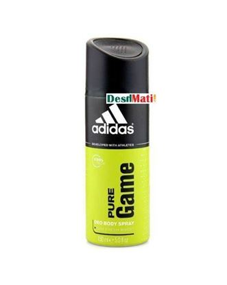 Picture of Adidas Pure Game Deo Spray for Men - 150ml