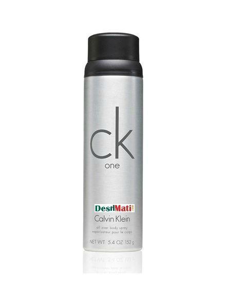Picture of  Calvin Klein Men's CK One Calvin Klein Body Spray - 152g