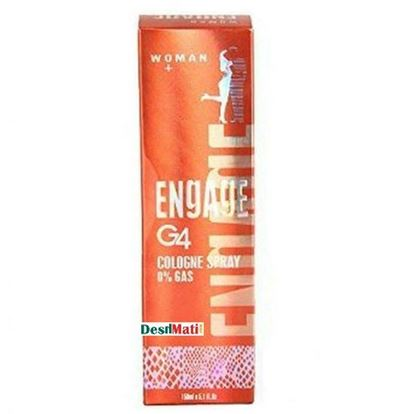 Picture of Engage G4 Women's Cologne Spray 0% Gas