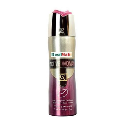 Picture of Chris Adams Active Women's Deodorant, 200ml
