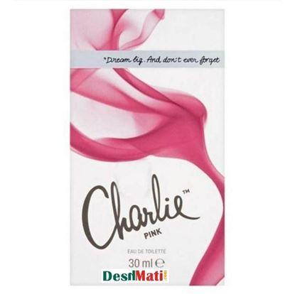 Picture of Revlon Charlie Pink Eau De Toilette