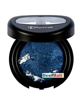 Picture of Flormar Diamonds Terracotta Eye Shadow - Deep Sapphire