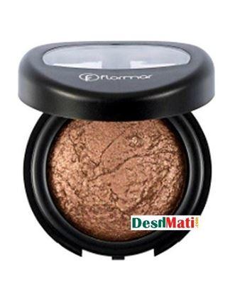 Picture of Flormar Diamonds Terracotta Eye Shadow - Golden Brown