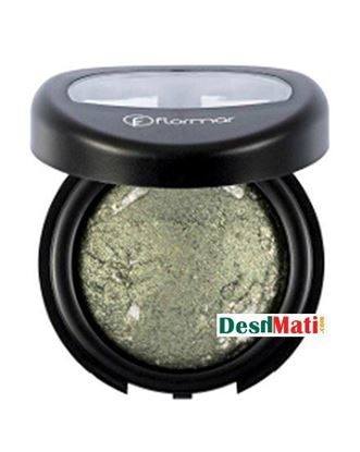 Picture of Flormar Diamonds Terracotta Eye Shadow - Olive Glam