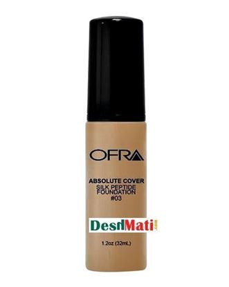Picture of Ofra Absolute Cover Silk Foundation - 32ml