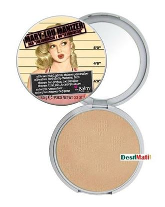 Picture of The Balm Mary-Lou Manizer Shadow and Shimmer Highlighter