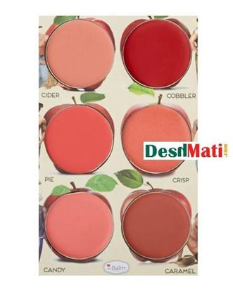 Picture of  The Balm Cheek and Lip Cream Palette - Apples