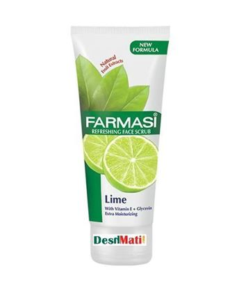 Picture of Farmasi Lime Face Scrub - 100ml