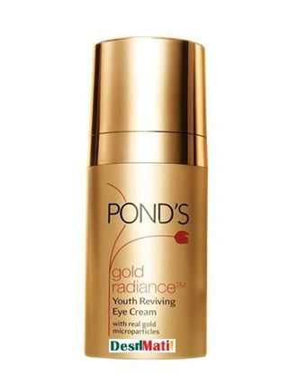 Picture of POND's Gold Radiance Youth Reviving Eye Cream - 15ml