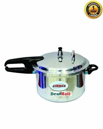 Picture of Linnex GT-02 Gas Stove Pressure Cooker 7L - Silver