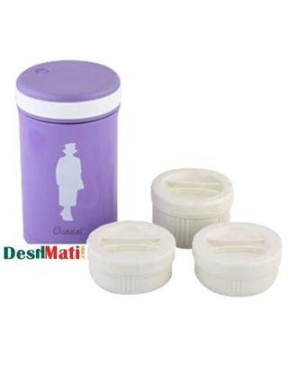 Picture of  Ocean Ocean OLJ150P Lunch Jar/Box - Purple