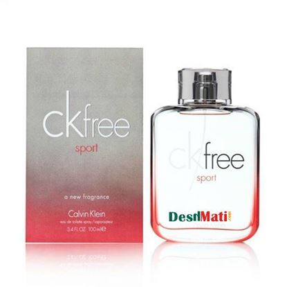 Picture of Calvin Klein Free Sport for Men, 100ml