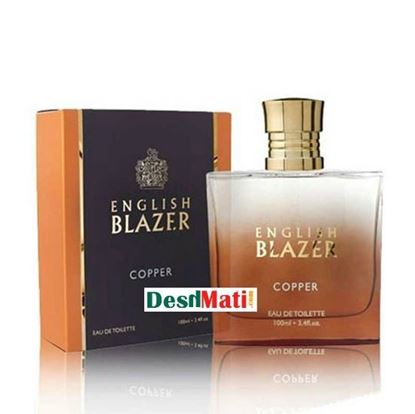 Picture of English Blazer Copper Eau De Toilette Perfume 100ml