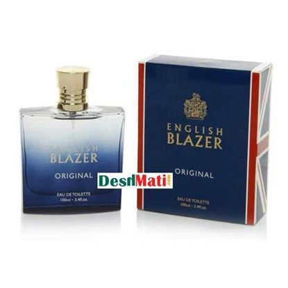 Picture of English Blazer Eau De Toilette Perfume for Men, 100ml