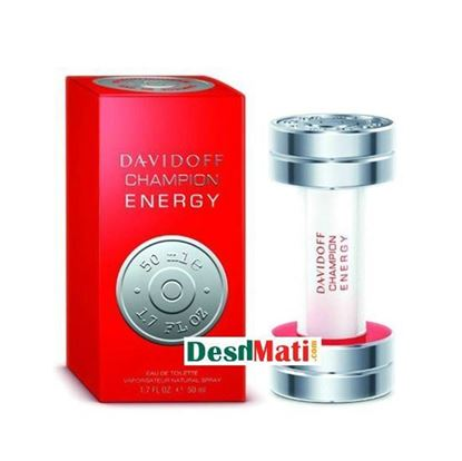 Picture of Davidoff Champion Energy Perfume for Men - 50ml